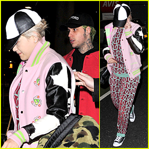 Rita Ora & Ricky Hilfiger Start New Year By Jetting Home to London