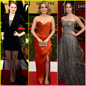 2015 SAG Awards - Complete Show Coverage!