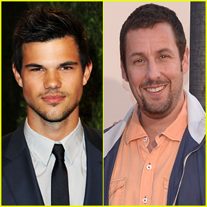 Taylor Lautner Lands Role in Adam Sandler's Netflix Film 'Ridiculous 6'!