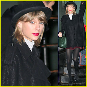 Taylor Swift Finds a Fan in 'Grey's Anatomy' Creator Shonda Rhimes & Squeal With Joy!