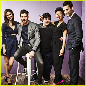 Victoria Justice & Harvey Guillen Bring 'Eye Candy' To TCA Press Tour 2015