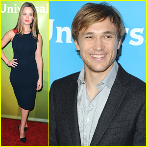 William Moseley & Merritt Patterson Bring 'The Royals' To TCA Press Tour After Renewal News