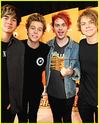 Whoa! 5 Seconds of Summer Won Worst Band at NME Awards