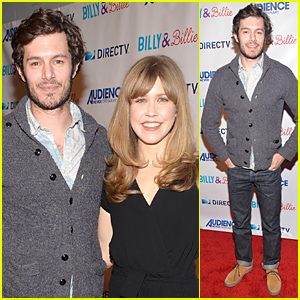 Adam Brody & Lisa Joyce Are Perfect Co-Stars at 'Billy & Billie' Premiere