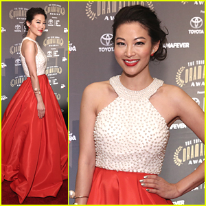 Arden Cho Put The Drama In DramaFever Awards 2015