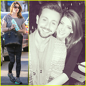 Ashley Greene Almost Teared Up From Looking at Paul Khoury's Face