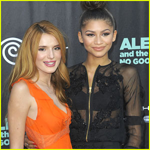 What Did Bella Thorne Say About the Zendaya 'Fashion Police' Co
