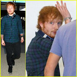 Ed Sheeran Debuts Unreleased Track 'Bloodstream' With Rudimental - Listen Now!