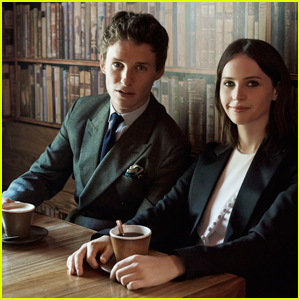 Eddie Redmayne & Felicity Jones Auditioned Many Times Together Before 'Theory of Everything'