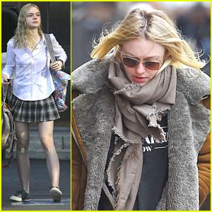 Dakota Fanning Would Pick Elizabeth Olsen Over Mary-Kate & Ashley