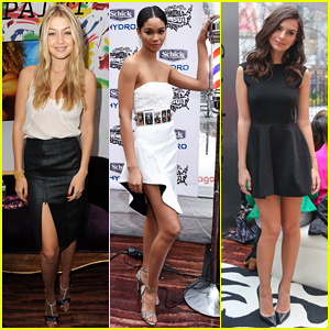 Gigi Hadid, Chanel Iman & More Meet Fans at 'Sports Illustrated' Swimsuit City Event!