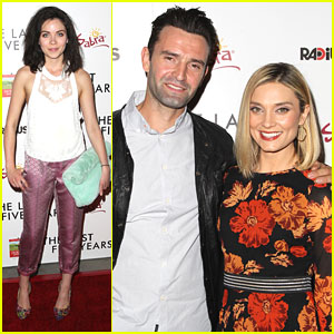 Grace Phipps & Spencer Grammer Reflect on 'The Last Five Years'
