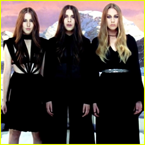 Haim Premiere Music Video for New Calvin Harris Single, 'Pray To God' - Watch Here!
