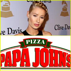 Iggy Azalea's Papa John's Driver Has Been Disciplined