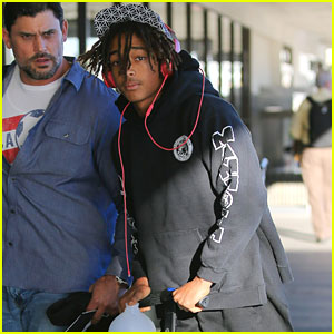 Jaden Smith Refuses to Be a 'Slave to Money' & Only Owns One Pair of Shoes
