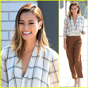 Jamie Chung Gets a Special Surprise After Being Super Stressed!