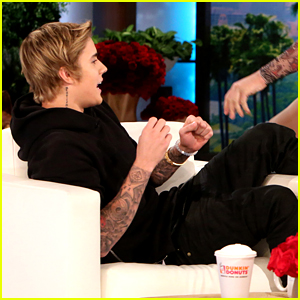 Justin Bieber's Ellen Scare Reaction: 'Oh My God!'