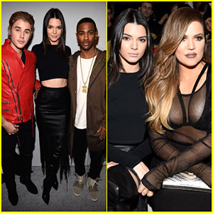 Justin Bieber & Kendall Jenner Take Their Friendship to NYFW!