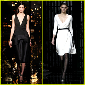 Kendall Jenner Walks Two More NYFW Shows!