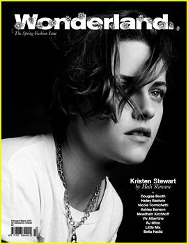Kristen Stewart Wrote a 'Sick Short Film' About Water