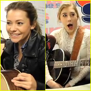 Maddie & Tae Prank Keith Urban With Fake 'American Idol' Audition - Watch Now!