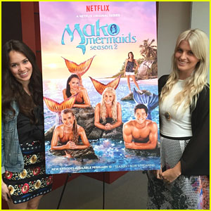 Netflix's 'Mako Mermaids' Season Two Premieres Tomorrow!