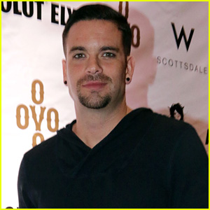 Mark Salling Parties with Drake Before Super Bowl 2015