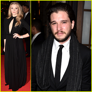 Natalie Dormer Glams Up BAFTA Gala Dinner with Kit Harington!