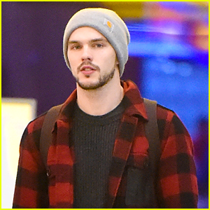 Nicholas Hoult & Ariana Grande Provide Voice Work for 'Underdogs' Trailer