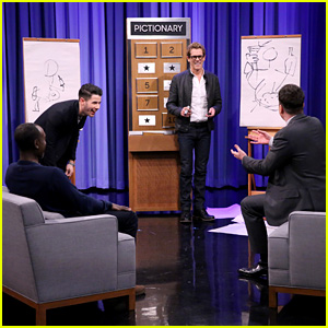 Is Nick Jonas a Good Pictionary Player? Watch to Find Out!