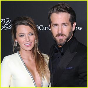 Blake Lively's Husband Ryan Reynolds Confirms Baby Daughter Not Named Violet