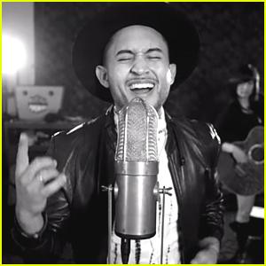 Tahj Mowry Covers Nick Jonas's 'Jealous' - Watch & Listen Here!