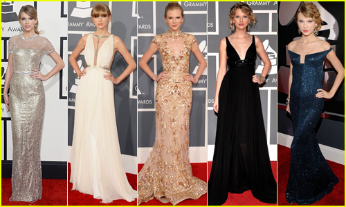 Taylor Swift at the Grammys: Look Back at Her Biggest Moments Yet!