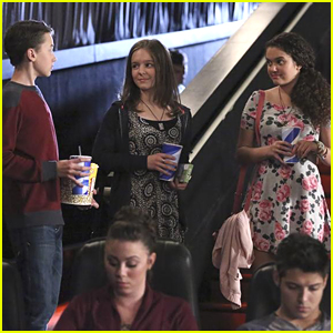 Jude Goes On A Double Movie Date In 'The Fosters' Tonight