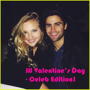 JJJ Valentine's Day: Veronica Dunne & Max Ehrich Plan Oceanside Celebration (Exclusive)