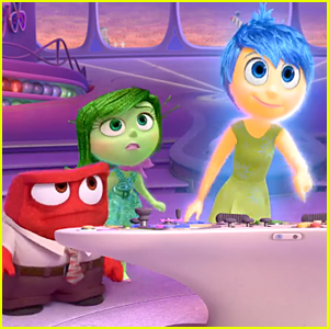 Amy Poehler & Bill Hader Brings Emotions To 'Inside Out' Trailer - Watch Now!