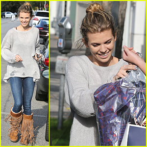 AnnaLynne McCord Emphasizes Importance of Talking