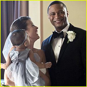Diggle & Lyla Get Married On Tonight's 'Arrow'!