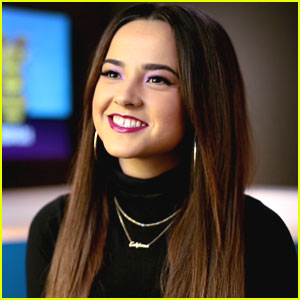 Becky G Gets Giddy About The Radio Disney Music Awards 2015 (Exclusive Videos)