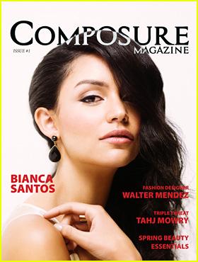 Bianca Santos Takes Pride in Her Style Sense