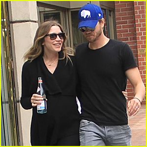 Chad Michael Murray Takes Wife Sarah Roemer to Routine Doctor's Checkup