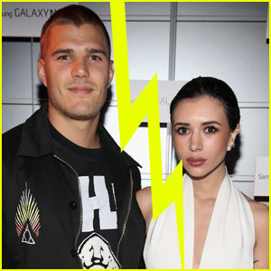 Chris Zylka Splits from Fiancee Hanna Beth