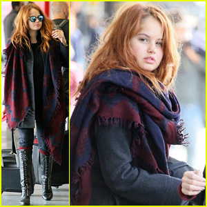 Debby Ryan Quotes the Wise Cole Sprouse
