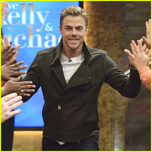 Derek Hough Talks About Challenges With New 'Dancing With The Stars' Season