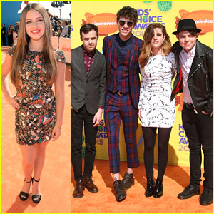 Echosmith Hit KCAs 2015 Before Anaheim Concert