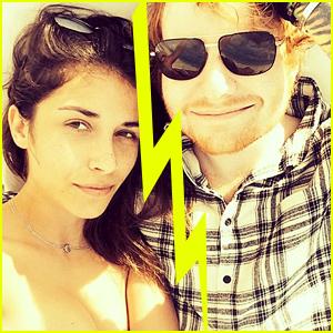 Ed Sheeran & Athina Andrelos Break Up
