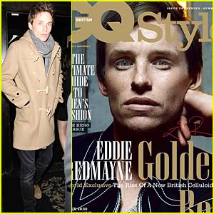 Eddie Redmayne Opens Up on Transgender Role in 'Danish Girl'