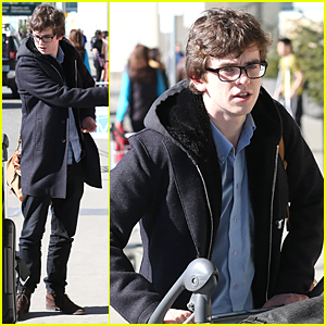 Freddie Highmore Finishes Up 'Bates Motel' Season 3 Production