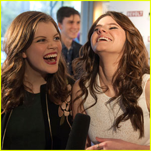 Georgie Henley & Kara Hayward Take 'Sisterhood Of The Night' To Atlanta Film Festival