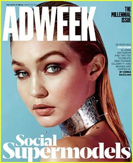 Gigi Hadid Ponders the Question 'What's Next After Modeling?'